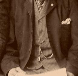 'Good old radical' Nathaniel Fido (1838 – 1919)