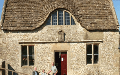 Historic walk taking in Corsham and Monks Chapel