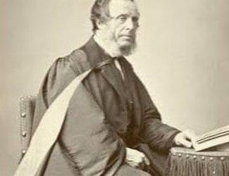 Rev. George Newnham