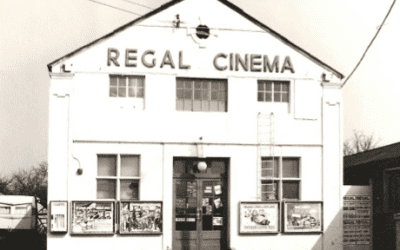 Step back into Corsham's cinematic past