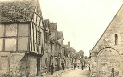 Lacock Archives