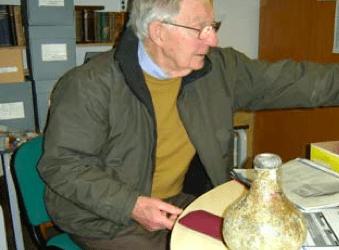 Ken Salter's 300 year old jug