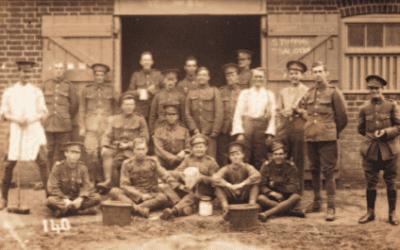 Corsham commemorates First World War