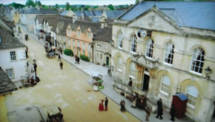 Don't let racy Poldark distract you from spotting Corsham film spots