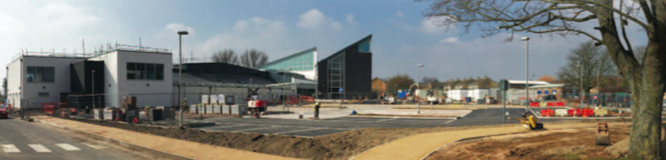 Springfield Community Campus – Spring 2015 update