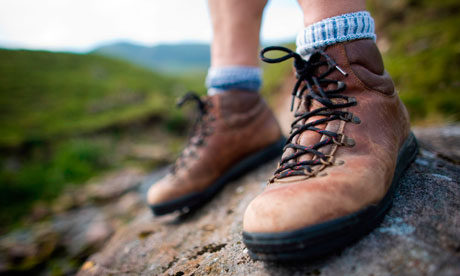 Best foot forward for Corsham Walking Festival