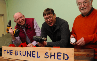 Introducing the Brunel Shed