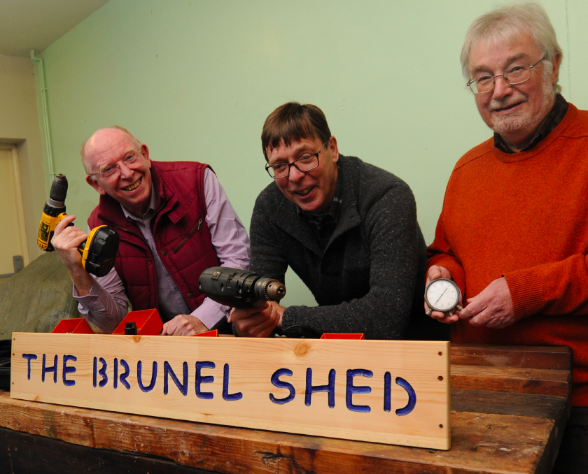 The Brunel Shed
