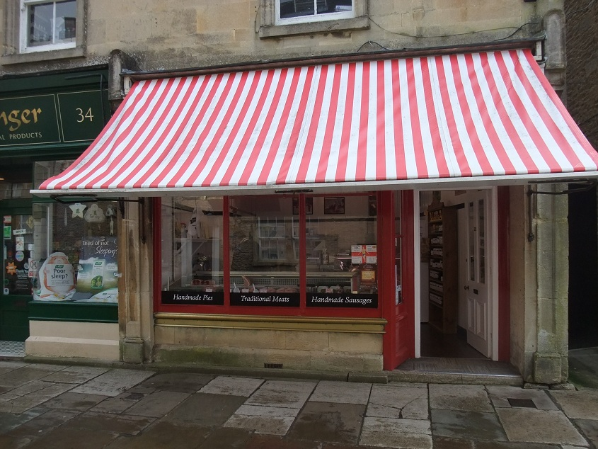 Meet Corsham's new butcher, Toby Haynes