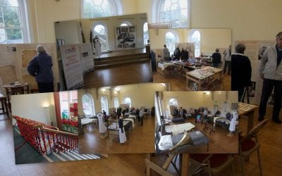 'Above and beyond': Corsham commemorates WW1 hospital at Town Hall