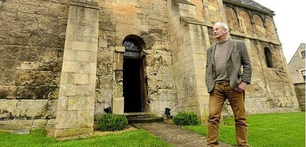 The Buildings of Corsham, a talk by Julian Orbach