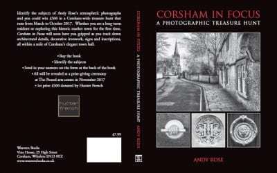 New 'Corsham in Focus' book published
