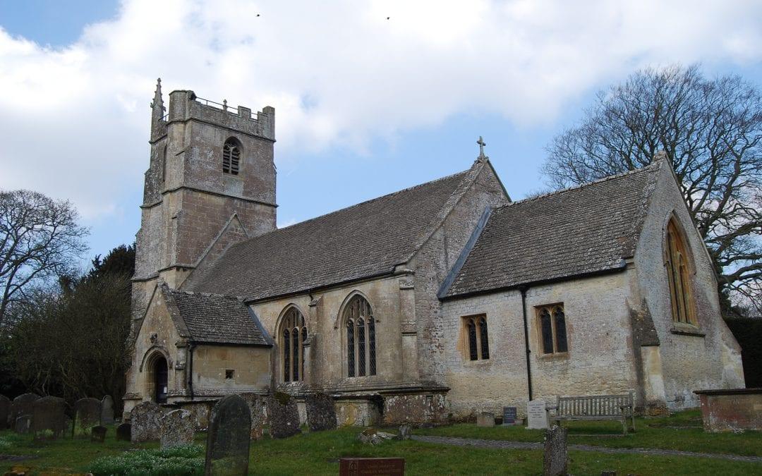 Exploring Wiltshire's Parish Churches