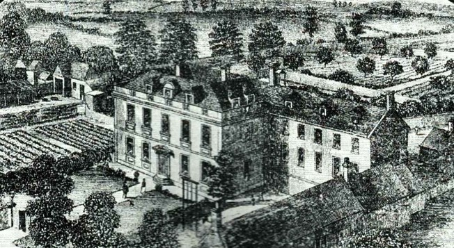 The Mansion House in 1897