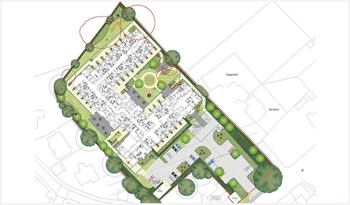 PROPOSED CARE HOME FOR PICKWICK