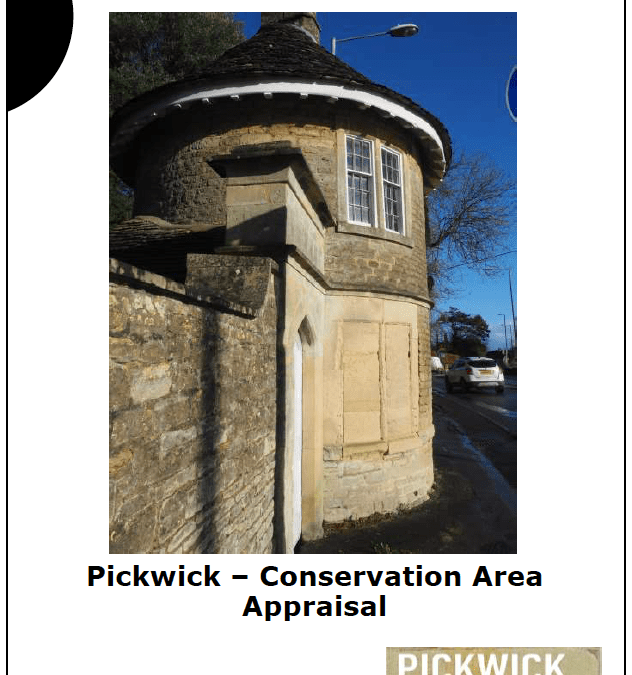 Pickwick Association Want To Hear Your Views