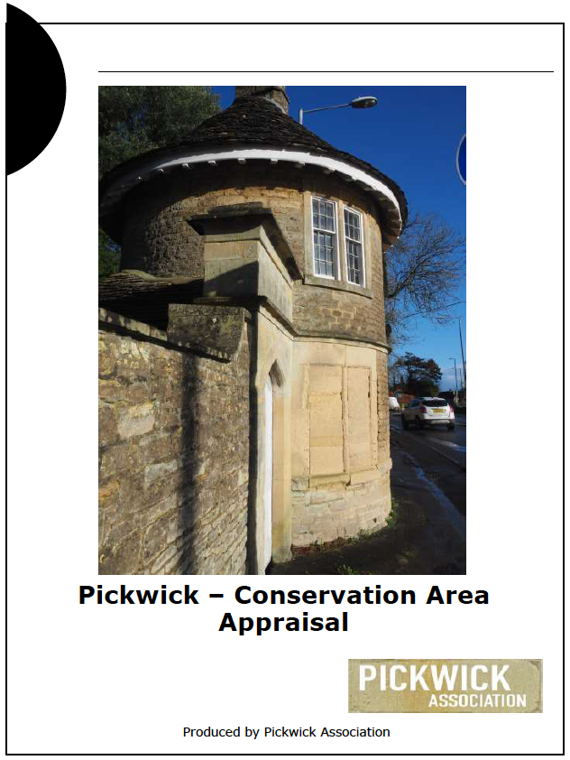 Pickwick Association Front Cover