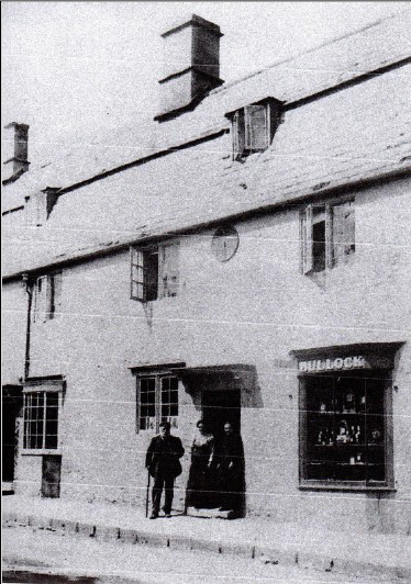Bullock Clock Makers in Corsham