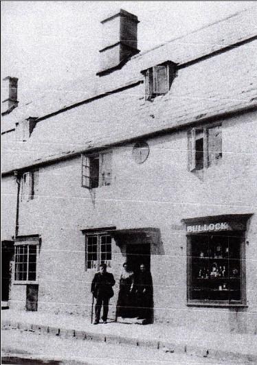 Bullock Clock Makers Shop Corsham 1890